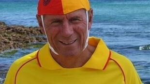 Cyril Baldock became the oldest man to swim across the English Channel.