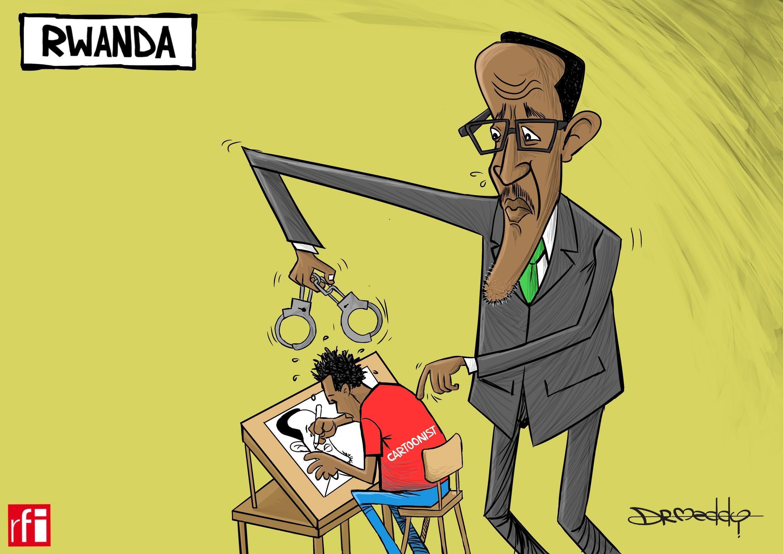 Rwanda: Sabuwar dokar haramta zanen hotunan masu rike da manyan mukamai ka iya kaiwa ga daurin shekaru biyu da biyan tarar sama da dala dubu daya. (04/10/2018).
