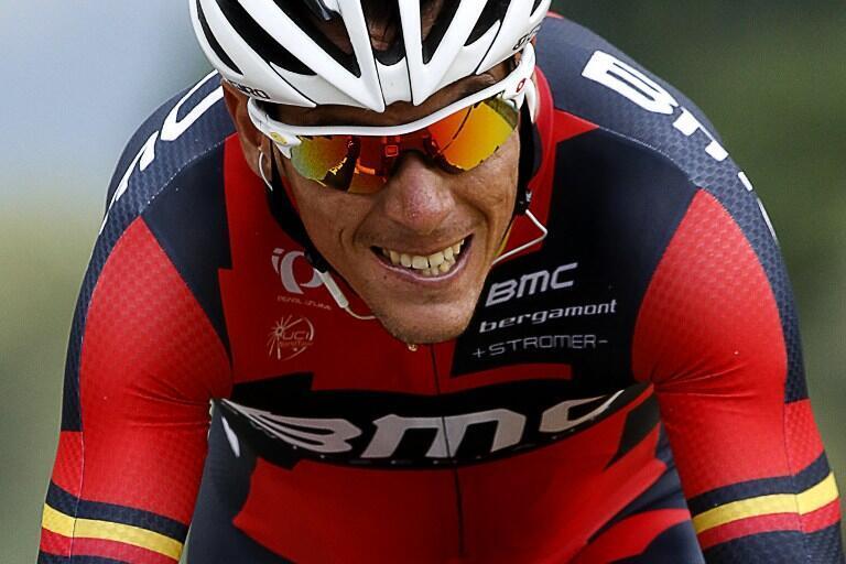 Philippe Gilbert, wanda ya shahrara a gasar Tour de France