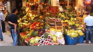 Market in Istanbul