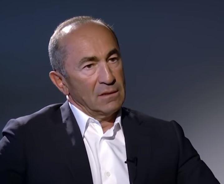 Экс-президент Армении Роберт Кочарян