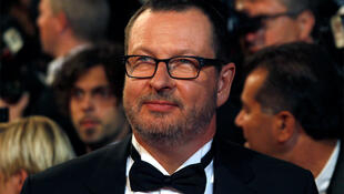 Lars von Trier was banned from Cannes seven years ago for saying he was a Nazi.