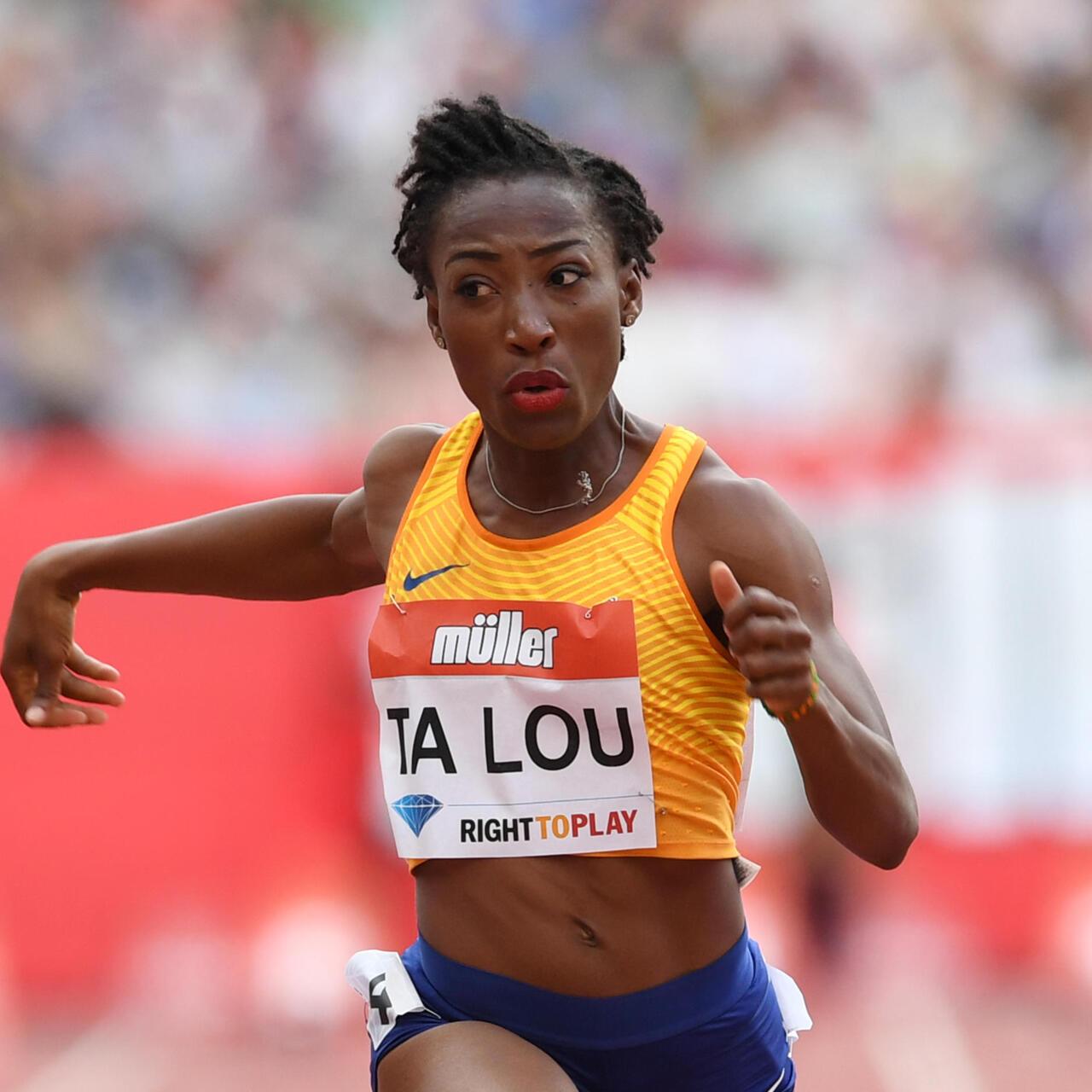 JO 2016: Marie-Josée Ta Lou court après le temps perdu