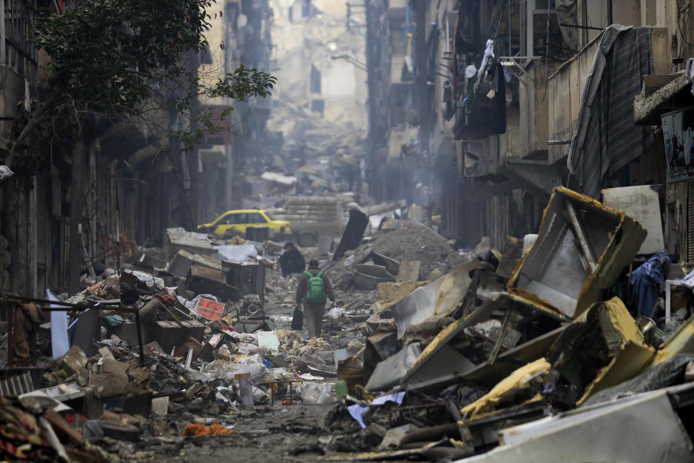 SYRIE_GUERRE CIVILE