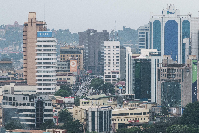 Kampala la capitale de l'Ouganda