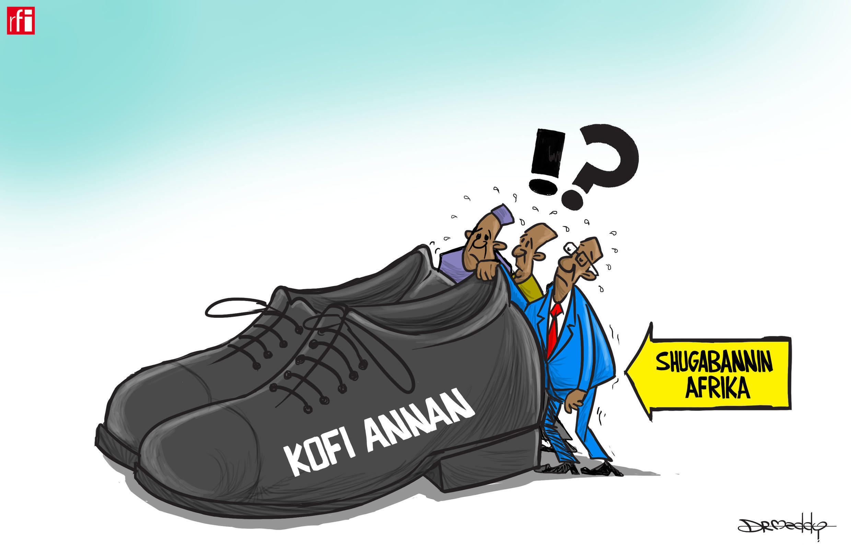 An gudanar da jana'izar tsohon Sakatare Janar na Majalisar Dinkin Duniya Kofi Annan a birnin Accra (13/09/2018)
