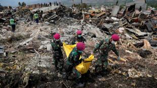 Le bilan officiel du séisme et du tsunami dans les Célèbes sera certainement loin de la réalité.