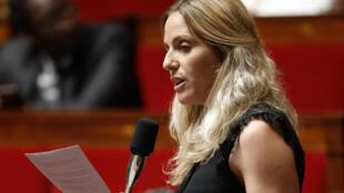 Cécile Muschotti députée LaREM du Var