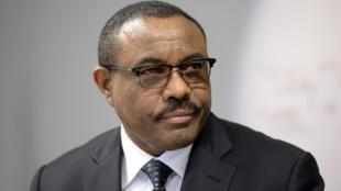 Le Premier ministre éthiopien Hailemariam Desalegn se rend au Qatar pour une visite officielle de deux jours, le 14 novembre 2017. (Photo d'illustration).