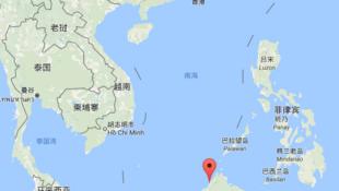 事發在馬來西亞東北部城市哥打基納巴盧附近海域。