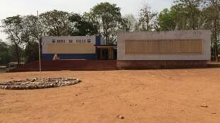 La mairie de Bambari (photo d'illustration).