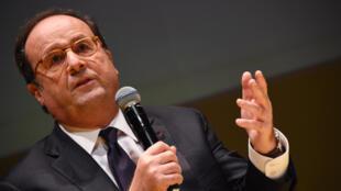 Selon un dernier sondage, seulement 17% des Français souhaitent que l'ancien président se représente en 2022 (photo d'illustration).