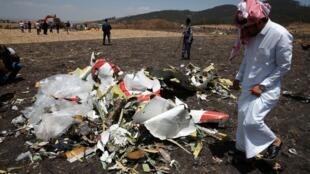 Queda de avião da Ethiopian Airlines a 10 de março de 2019