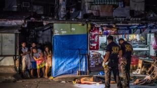 Michael Araja (29 anos) foi morto numa batida policial.