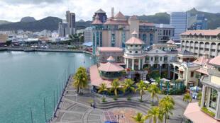 The Mauritius capital, Port Louis
