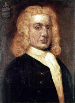 Un portrait du pirate William Kidd, du XVIIIe siècle réalisé par Sir James Thornhill.
