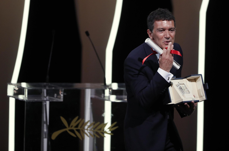 آنتونیو باندراس، بازیگر اسپانیایی