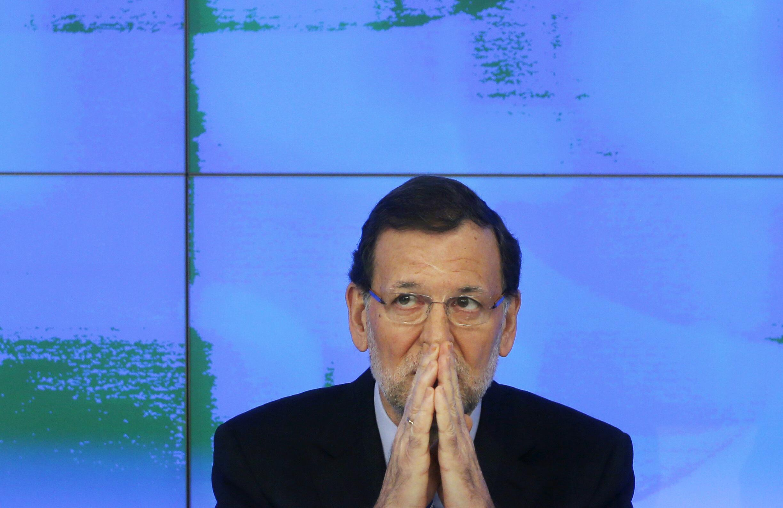 Premiê Mariano Rajoy saiu do silêncio sobre as denúncias neste sábado.