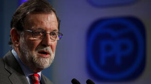 O primeiro-ministro espanhol, Mariano Rajoy