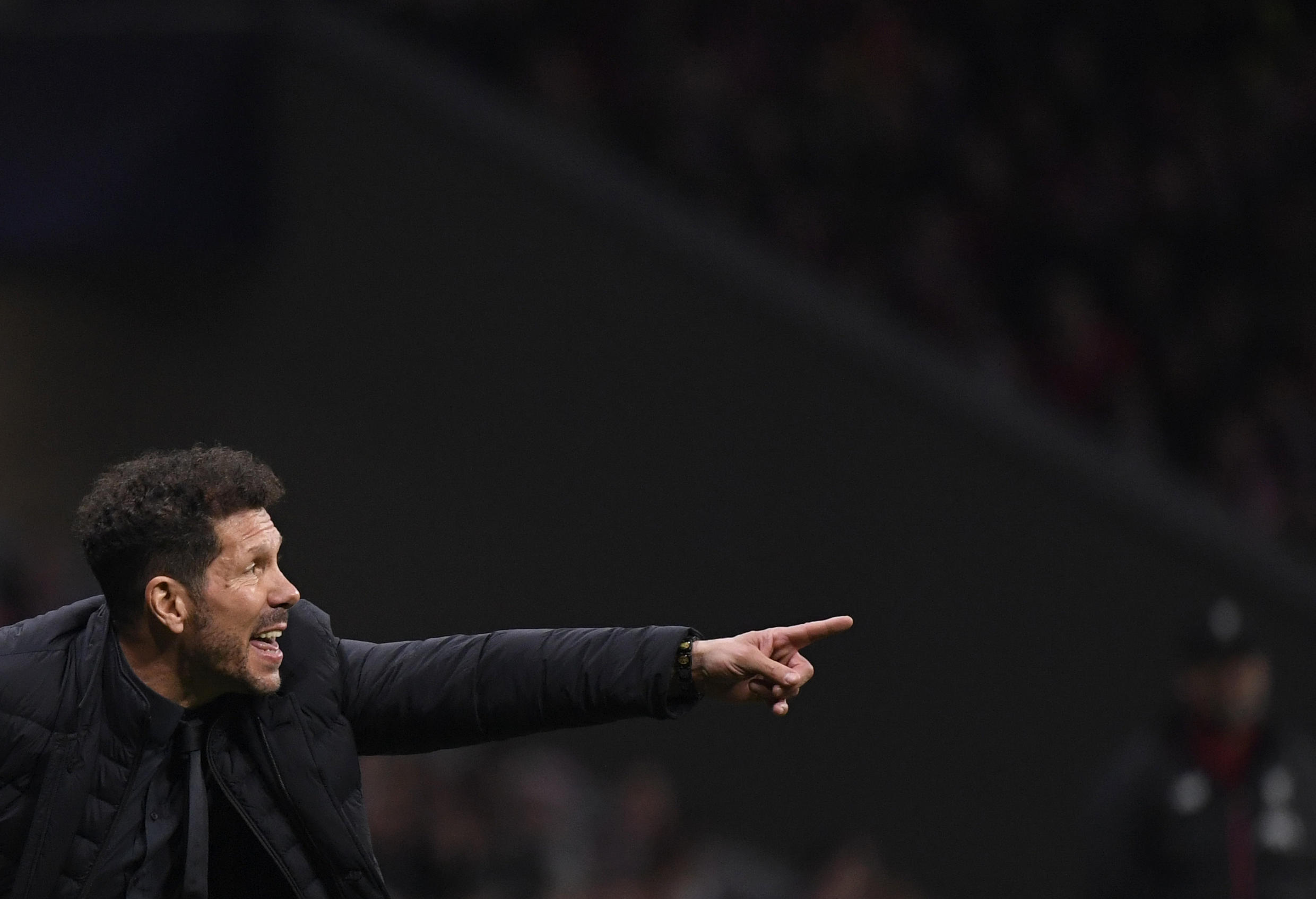Diego Simeone's Liverpool will take a 1-0 lead to Anfield when they play Liverpool in the Champions League on Wednesday.