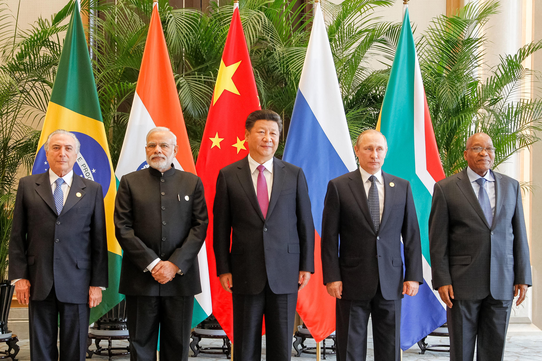 Presidente Michel Temer durante reunião informal dos países do Brics, na China. 04/09/2016- Hangzhou