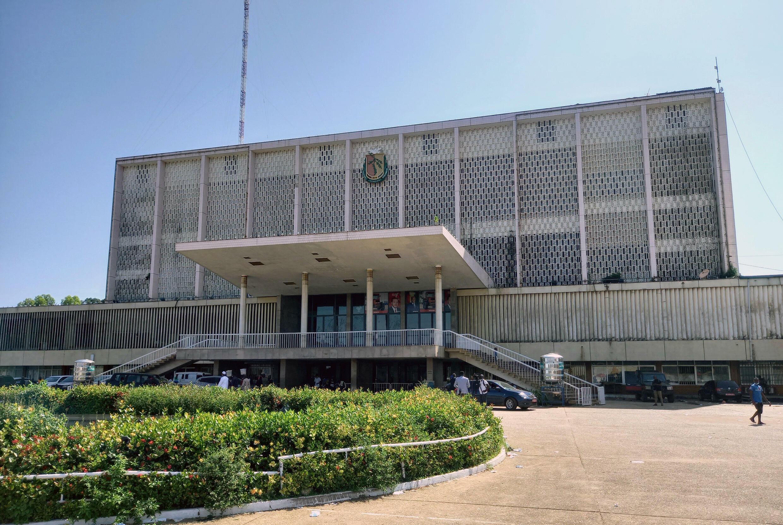 Guinée - Conakry - Palais du peuple - 20210914_151950