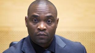 Germain Katanga,kiongozi wa zamani wa kundi la uasi la  FRPI nchini DRC
