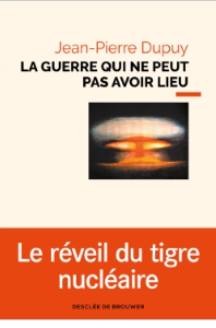 La guerre qui ne peut pas avoir lieu, aux éditions Desclée de Brouwer.