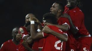 L'équipe de Guinée équatoriale est à la surprise générale première de son groupe.