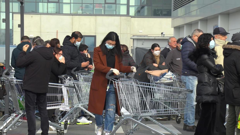 Coronavirus: l'Italie, la Corée du Sud et l'Iran tentent d'endiguer l'épidémie