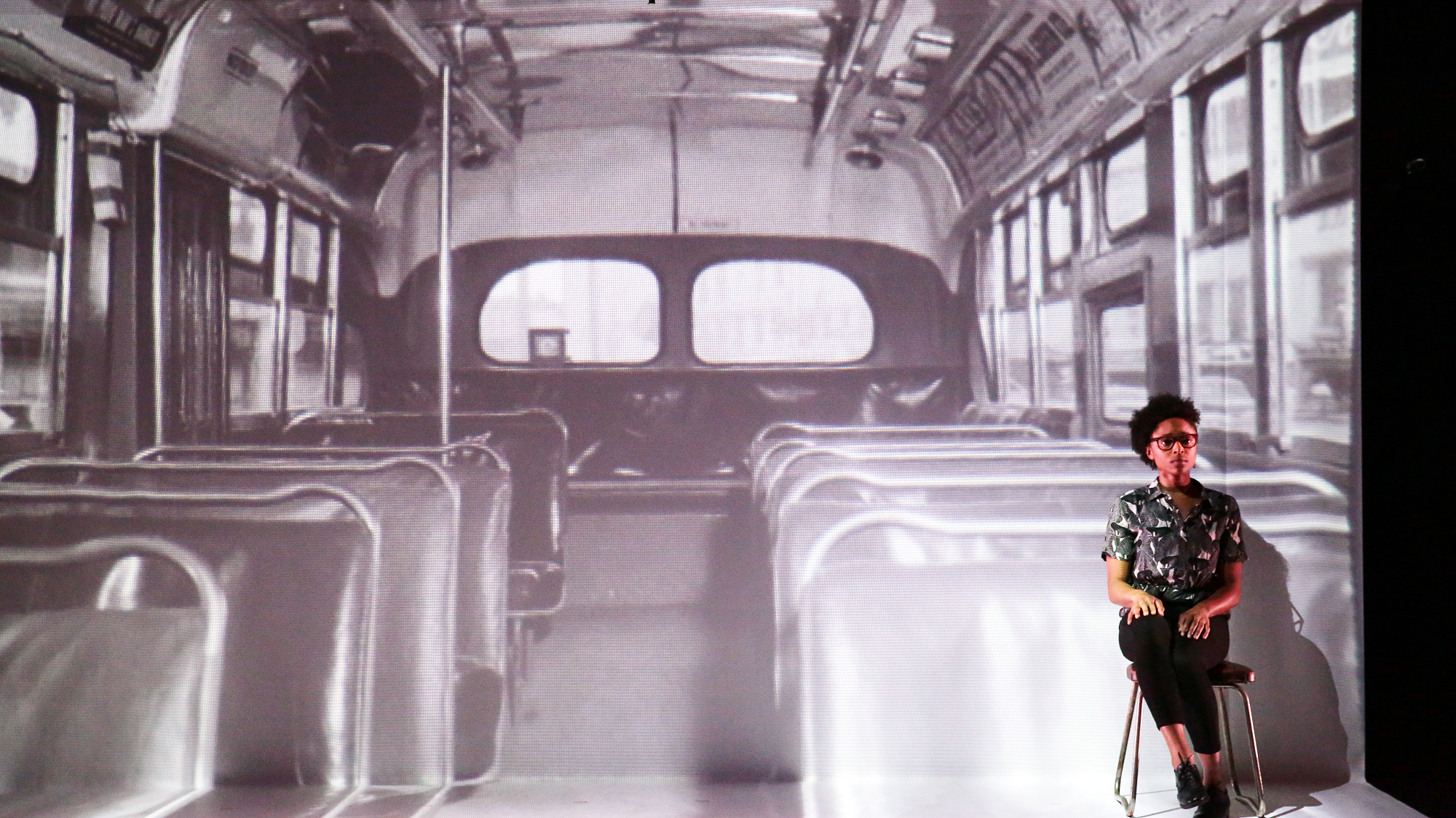 In 1955, 15-year-old Claudette Colvin refused to give up her seat to a white woman on a bus in Montgomery, Alabama.