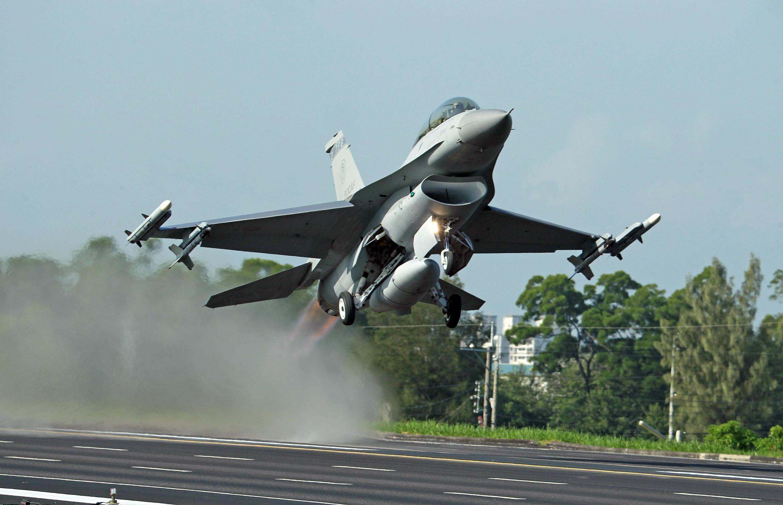 (Ảnh minh họa) – Chiến đấu cơ F-16 của Mỹ.
