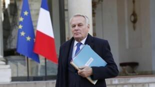 Глава МИД Франции Жан-Марк Эро