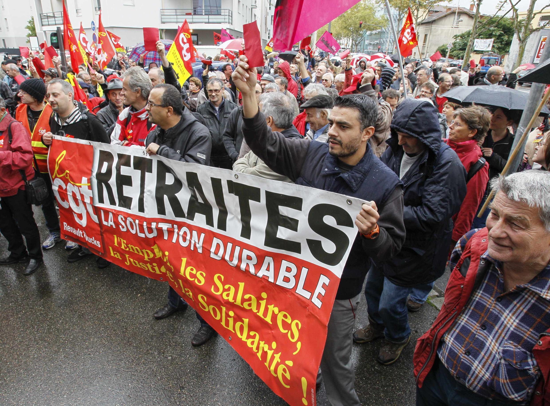 По всей Франции на 5 декабря заявлено 245 манифестаций протеста против пенсионной реформы