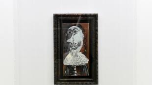 25000 internautes se sont côtisés pour acheter le tableau de Picasso «Buste de mousquetaire» actuellement exposé au musée d'art contemporain de Genève.