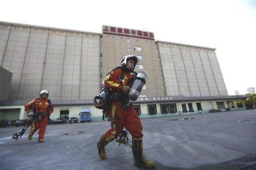 15 người chết và 26 người bị trúng độc trong vụ rò rỉ hoá chất - Reuters