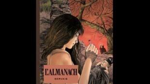 Couverture de la bande-dessinée «L'Almanach» de Jean-Claude Servais.