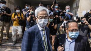 Entre los condenados se cuenta Martin Lee, un abogado de 82 años quien antes de la retrocesión de Hong Kong en 1997 fue elegido por Pekín para redactar la ley que hace las veces de constitución en la región semiautónoma