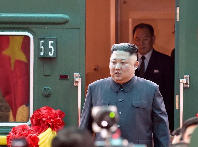Kim Jong Un, kiongozi wa Korea Kaskazini