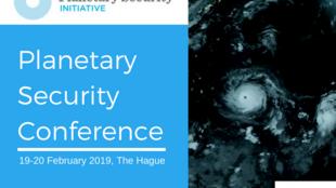 La Planetary Security Conference à La Haye, les 19 et 20 février 2019.