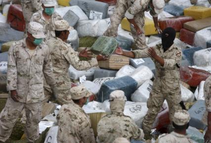 Chacinas podem estar relacionadas com apreensão de 134 toneladas de maconha em Tijuana.