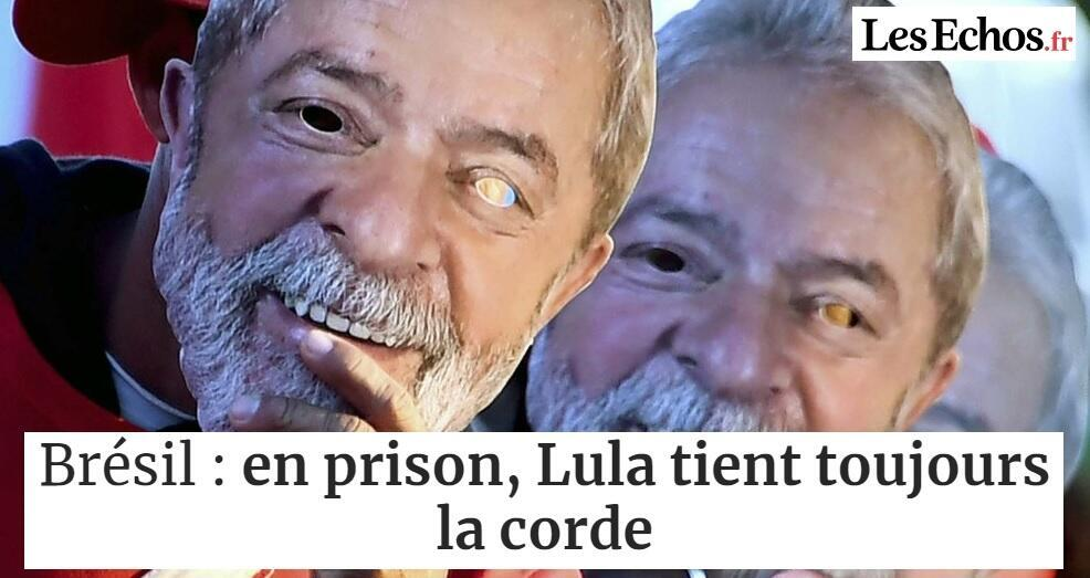 Sin Lula en campaña, Bolsonaro ganó terreno rápidamente en el electorado brasileño
