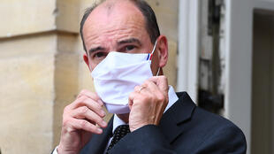 Prime Minister Jean Castex said the French government alone cannot bear all responsibility for curbing the outbreak, and 'everyone must feel invested in the fight against the epidemic'