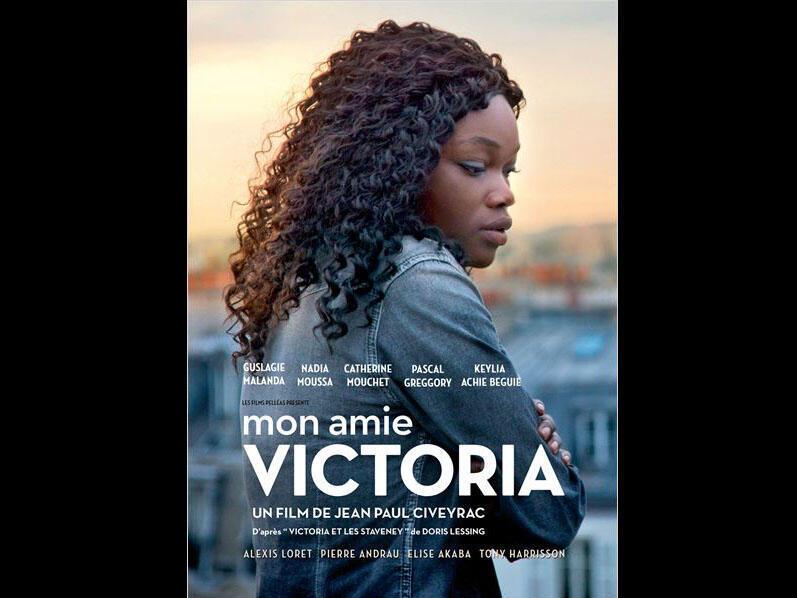 Affiche de «Mon amie Victoria», le dernier film de Jean-Paul Civeyrac.