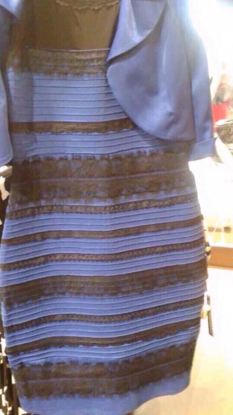 Платье, взорвавшее интернет