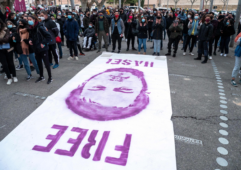Amnesty International назвала арест рэпера ужасной новостью для свободы слова в Испании