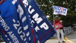 Eleições americanas 2020 - crônica de Thiago de Aragão