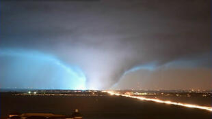 Tornado no Texas