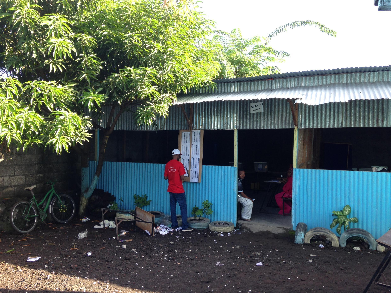 Moja ya shule nchini Comoro