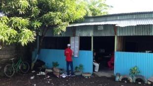 L'école Fesmay, dans le quartier de Zimadjounou à Moroni, aux Comores, utilisée comme bureau de vote lors de l'élection présidentielle du 10 avril 2016. (Photo d'illustration)